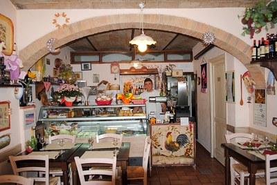 Placemats voor Italiaans restaurant